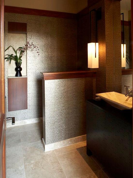Bathroom Knee Wall bathroom knee wall | houzz
