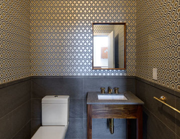 East Village Apartment - Powder Room