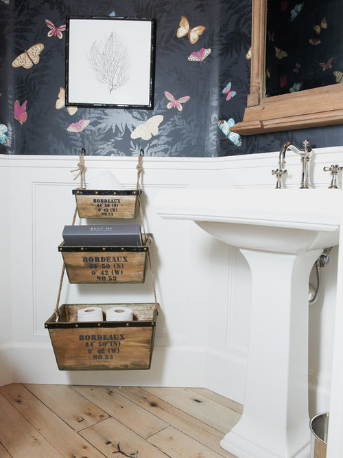 Bathroom storage ideas houzz for Bathroom storage ideas b q