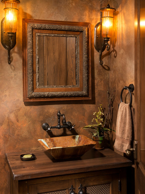 French country bath home design ideas pictures remodel and decor