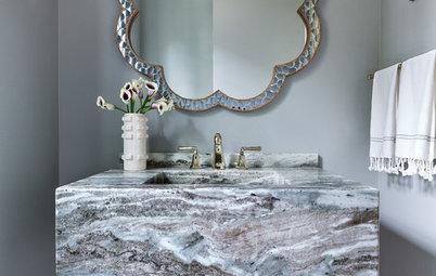 Picture Perfect: 28 Statement Bathroom Vanities