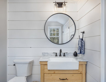 Farmhouse Classic Renovation: Kitchen, Mudroom, Laundry/Bath and GreatRoom