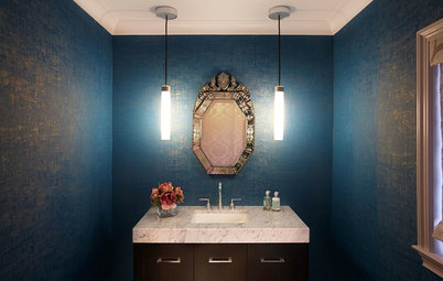 Spotted: Venetian-Style Mirrors