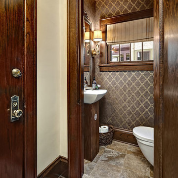 From Closet to Powder Room