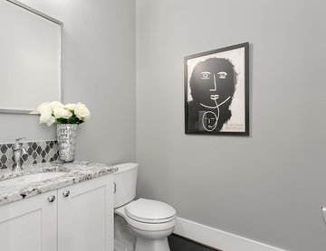 Greater Seattle Area | The Acropolis Powder Room
