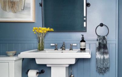 洗面室のプラン:設置のタイプで選ぶ洗面ボウル