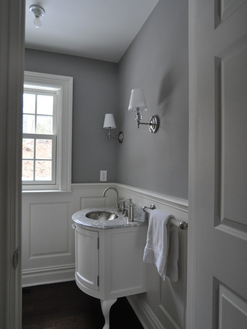 Country bedroom paint - Best Manor House Grey Design Ideas Amp Remodel Pictures Houzz