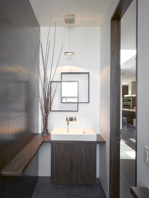 Modern San Francisco Powder Room Design Ideas Remodels