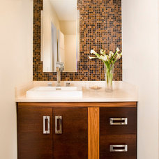 Contemporary Bathroom by Newton Kitchens & Design