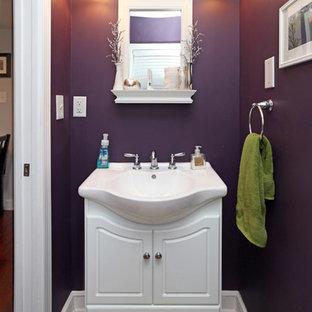 Стильный дизайн: туалет в современном стиле - последний тренд