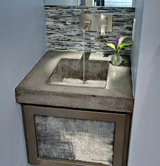 contemporary bathroom by Structural Dimensions, Inc.