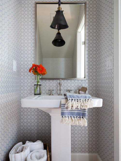 black and white bathroom photos style powder room design ideas remodels amp photos 22726