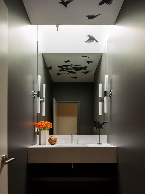 Modernes Wc photos et idées déco de wc et toilettes modernes