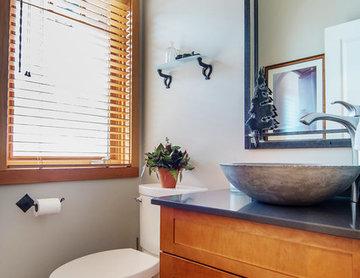 Highland's Multiple Bath Remodel