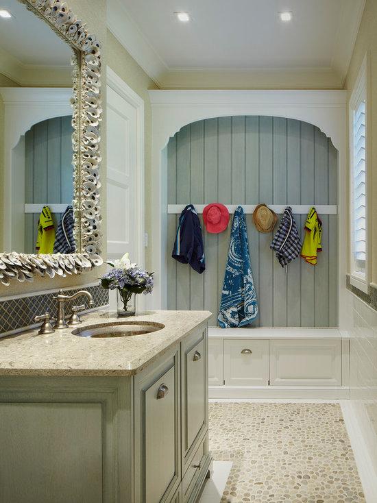 Bathroom Hutch Houzz