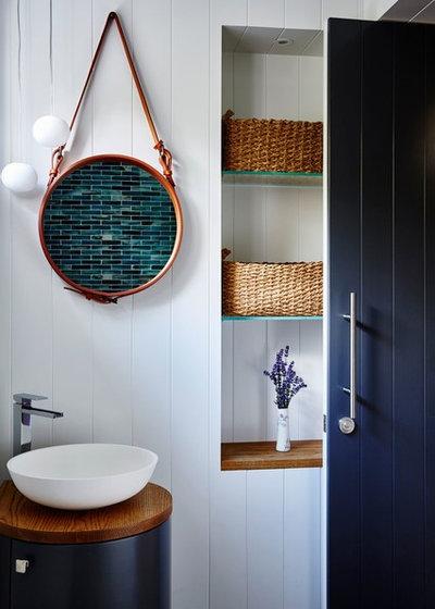 10 consigli dei pro per arredare al meglio un bagno piccolo - Bagno piccolissimo consigli ...