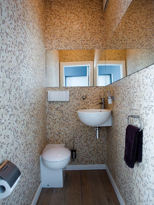 Tiny Powder Room Houzz