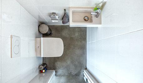 Sept nouveautés qui vont révolutionner les WC !
