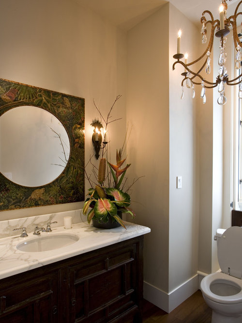 Chandeliers In Bathrooms Houzz