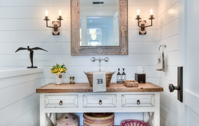 10 Things to Enhance Your Powder Room When Company Calls