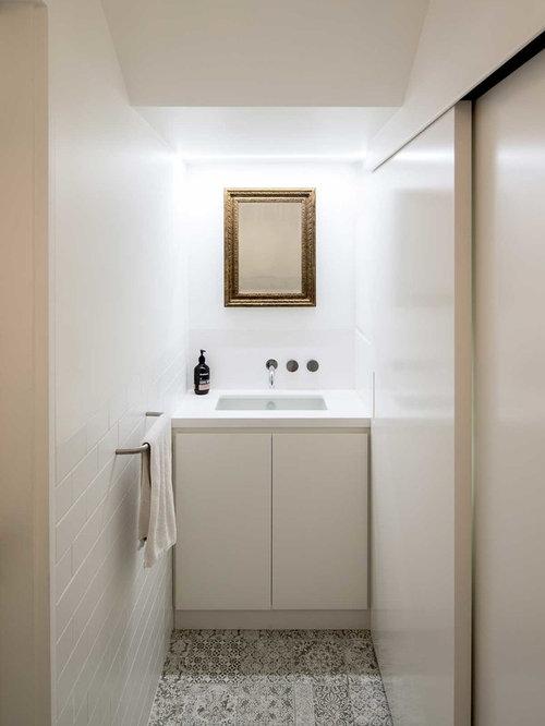 Most Popular Modern Powder Room Design Ideas Remodeling Pictures
