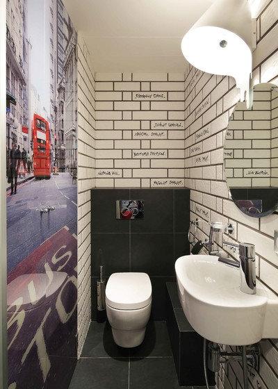 Современный Туалет by Оксана Олейник