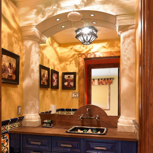 Mexican Style Bathroom Home Design Ideas Pictures
