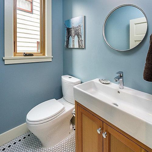 g stetoilette g ste wc mit mineralwerkstoff waschtisch und mosaik bodenfliesen ideen f r. Black Bedroom Furniture Sets. Home Design Ideas