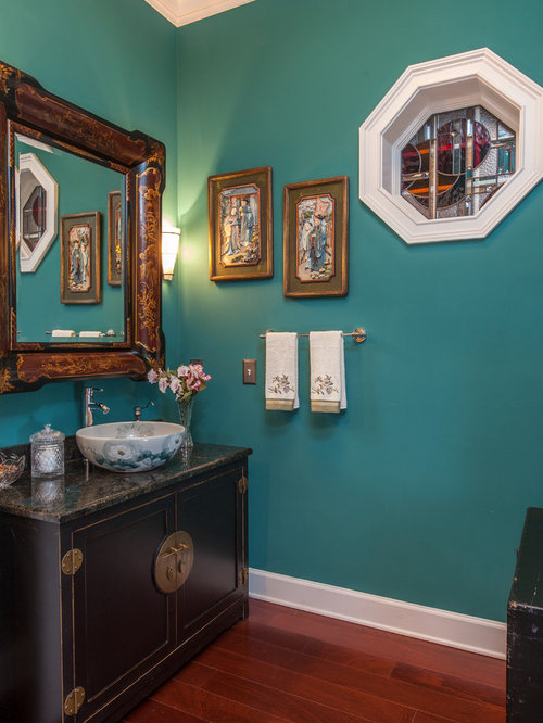powder room paint colors. small modern powder room a fun post on