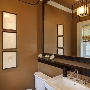 Klassische Gästetoilette in Milwaukee