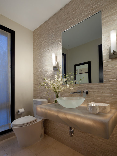 Best Contemporary Powder Room Design Ideas Amp Remodel