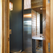 Powder Room by The Sky is the Limit Design