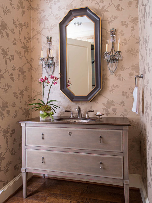 Powder Room Vanity Home Design Ideas Renovations Amp Photos