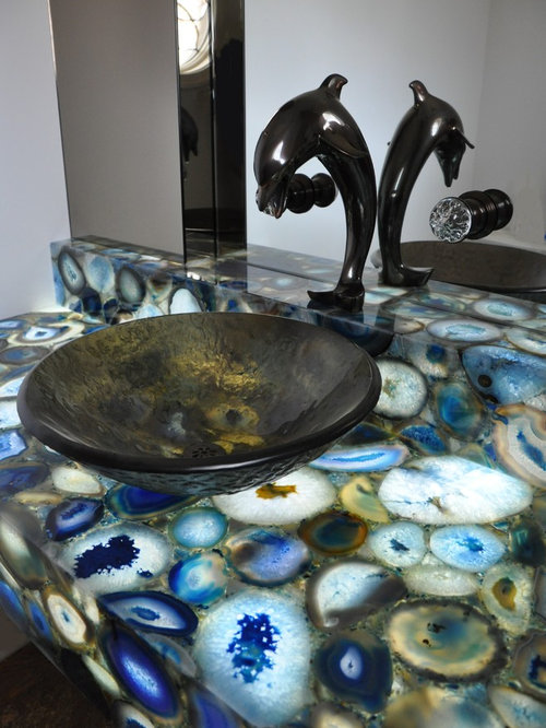 Agate Countertop Ideas Remodel and Decor