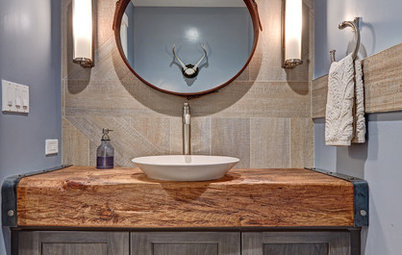 Vanities That Pack a Storage Punch