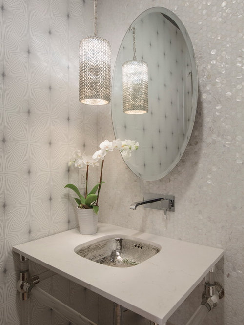 Shell Tile Home Design Ideas Pictures Remodel And Decor