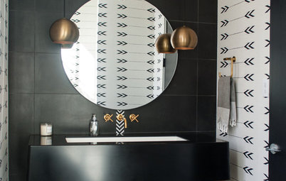 Trending Now: 15 Powder Rooms That Steal the Show