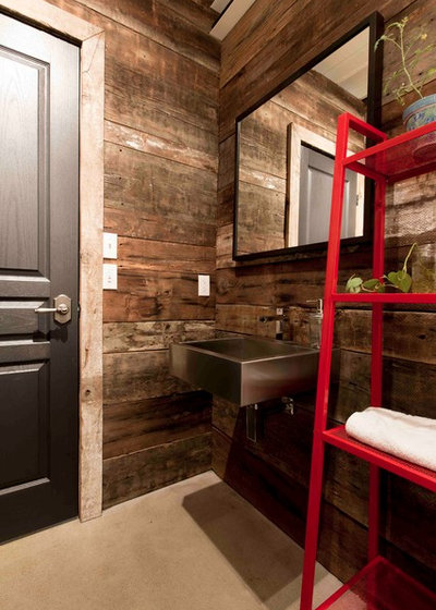 Industrial Cloakroom by Les Collections Dubreuil