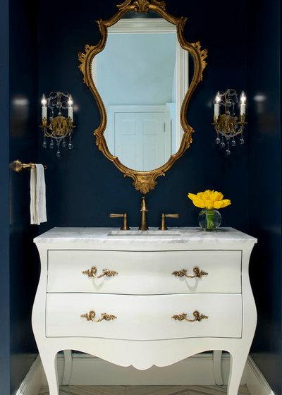 Klassisk Toalett by Provenance Builders