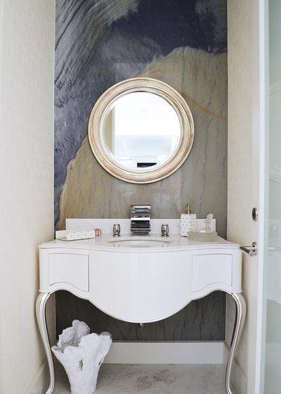 Nyklassisk Toalett by Erika Winters ® Design