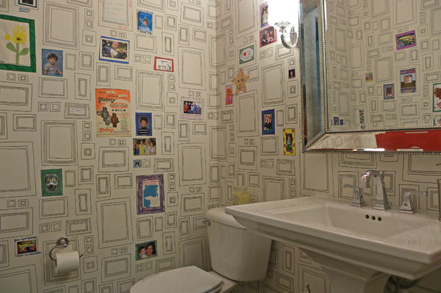Transitional Cloakroom by Sarah Greenman
