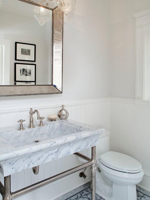g stetoilette g ste wc mit marmor waschbecken waschtisch und waschtischkonsole ideen f r. Black Bedroom Furniture Sets. Home Design Ideas