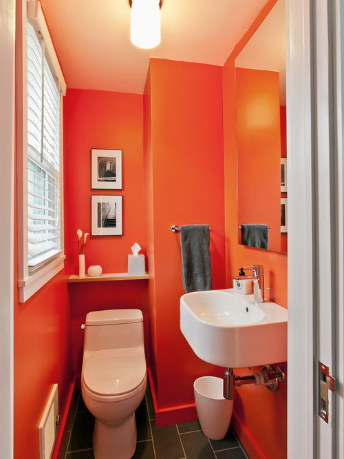Small Powder Room Design Ideas Remodels Photos With