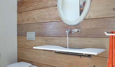 Cuéntanos… ¿cuál de estos 11 lavabos suspendidos te gusta más?