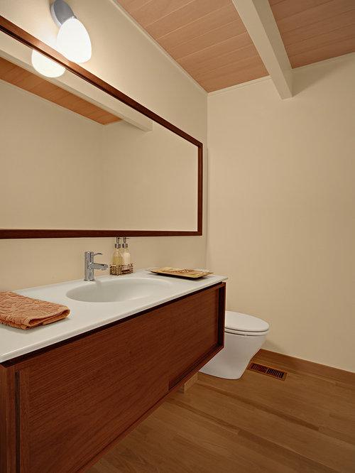 Best Midcentury Powder Room Design Ideas Amp Remodel