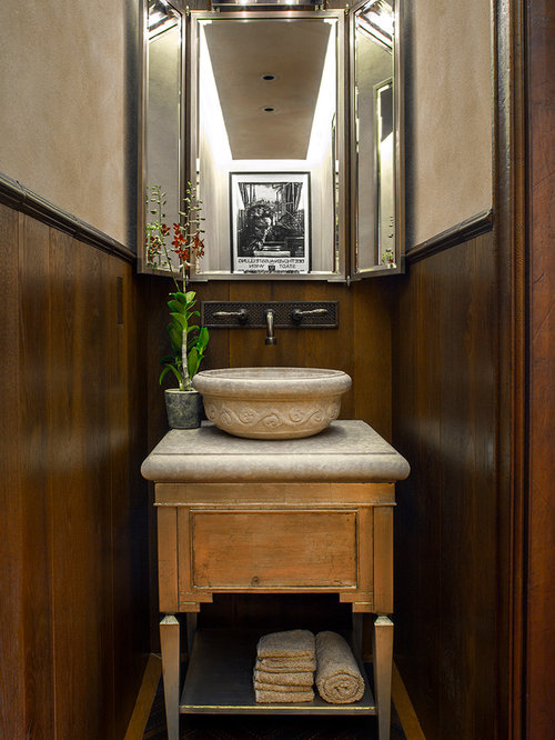 saveemail greenauer design group - Powder Room Design Ideas