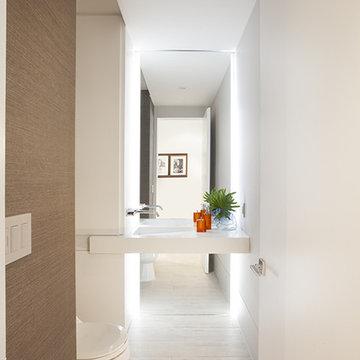 Miami Interior Designers - Architectural Volume by DKOR Interiors