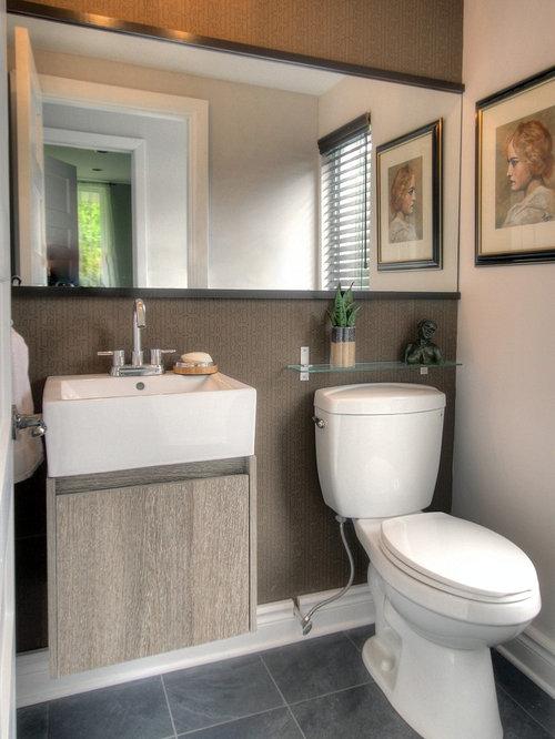 Idee e foto di bagni di servizio montreal for Piastrelle wow