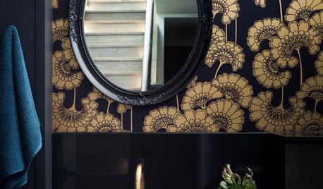 11 blommande badrum att förtrollas av
