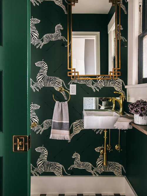 Powder Room Decorating Tips 10 best powder room ideas & designs | houzz